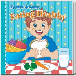 Storybook - Learn About Eating Healthy