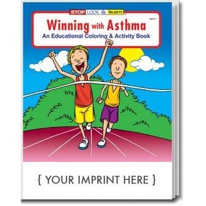 Winning with Asthma Coloring Book