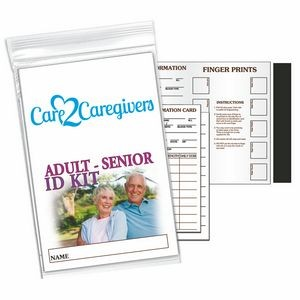 Adult-Senior ID Kit - Digital