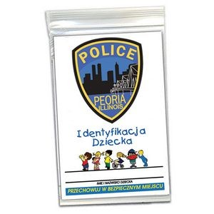 Child ID Kit Polish - Digital