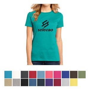 District® Ladies' Perfect Weight® Crew Tee