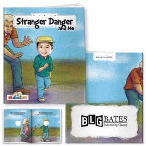 BIC Graphic® All About Me Book: Stranger Danger & Me