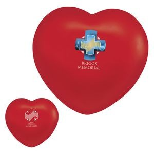 BIC Graphic® Heart Stress Ball