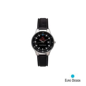 Euro Design® Prague Watch - Ladies