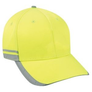 Hi-Vis Polyester W/Reflective Accents