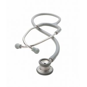 ADSCOPE® The 605 Series Infant Stethoscope (Gray)
