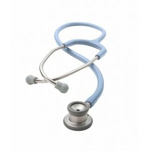 ADSCOPE® The 605 Series Infant Stethoscope (Light Blue)