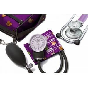 Pro's Combo 768/641 Stethoscope/Sphygmomanometer Kit for Child (Adimals)